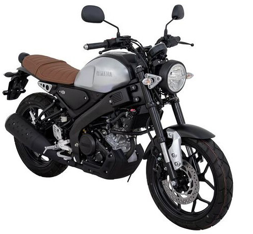 Review de la Yamaha XSR 155