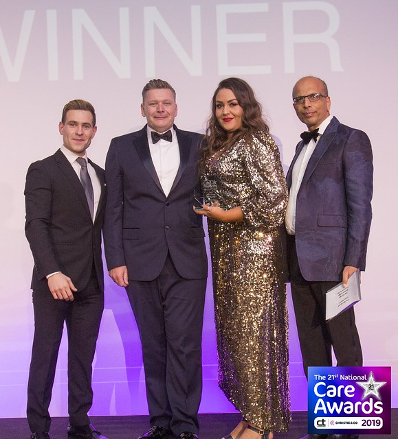 21st National Care Awards - Official Winners Photos 2019