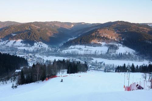 Lyžujte ve skiareálu KAROLINKA s 30% slevou
