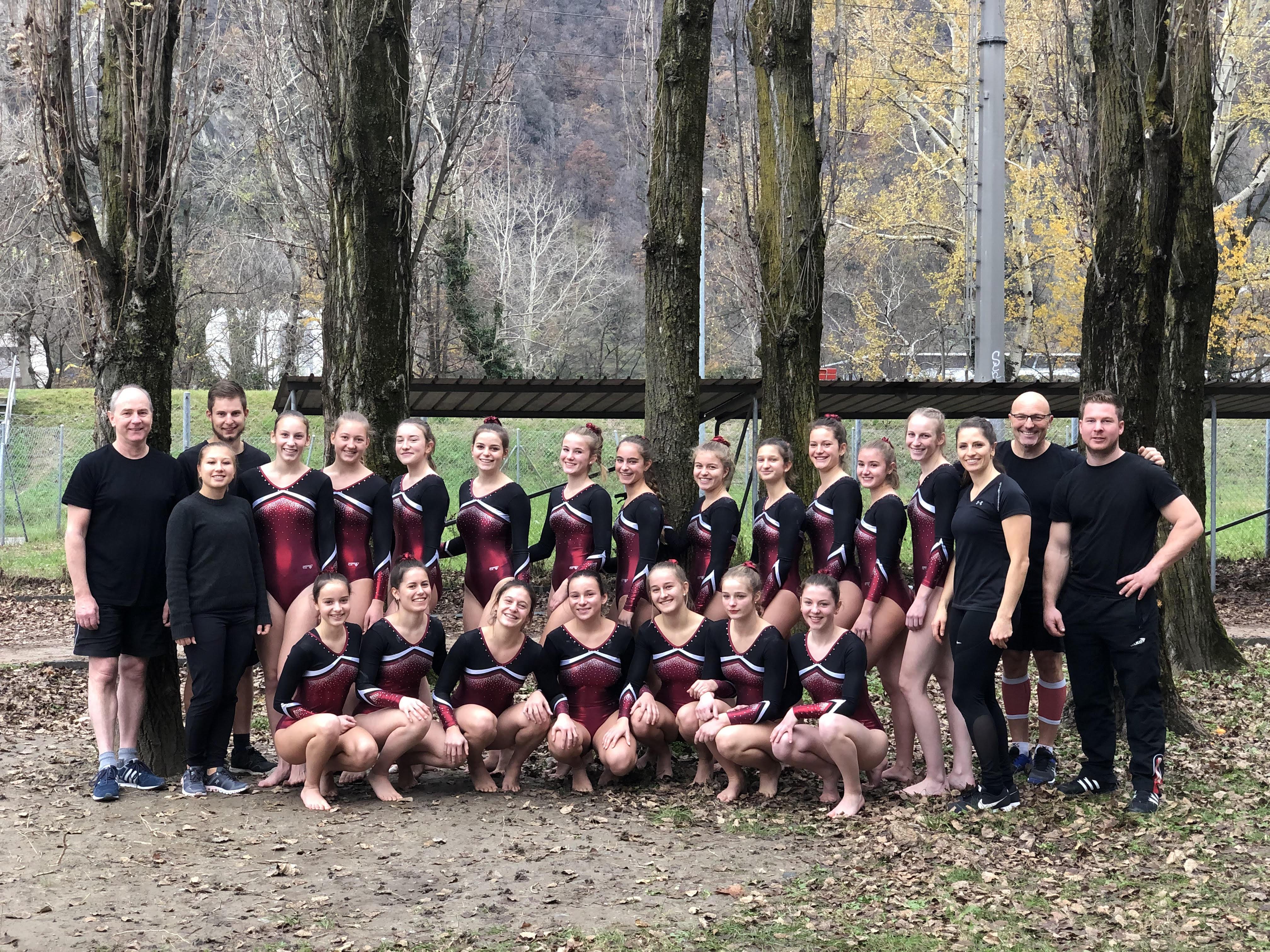 Schweizermeisterschaft in Bellinzona
