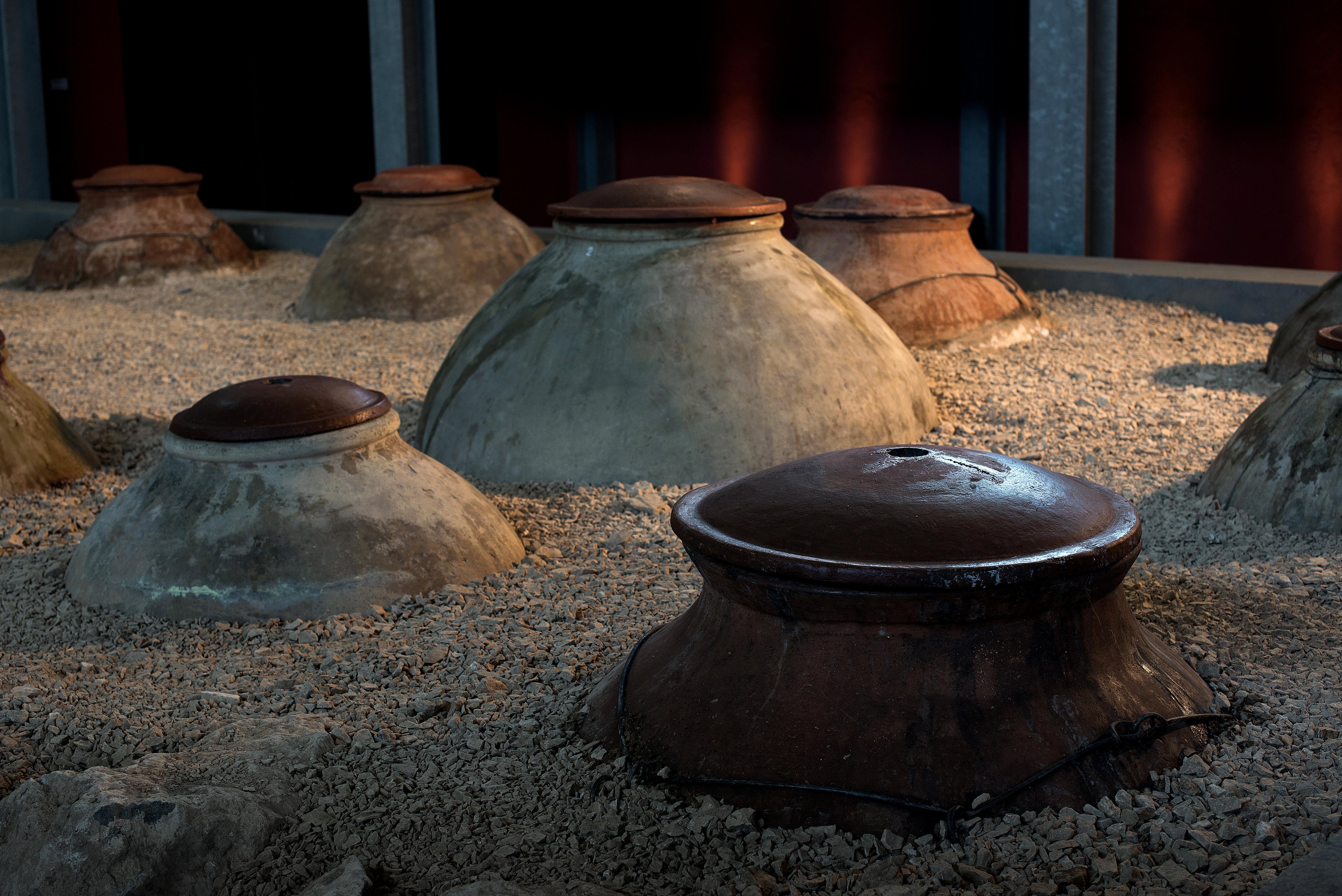 Karas - Traditional Wine Vessels, ARMENIA
