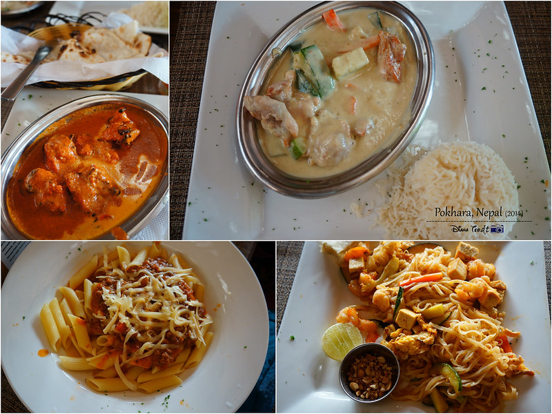 2014 Nepal Pokhara Lunch Day 2