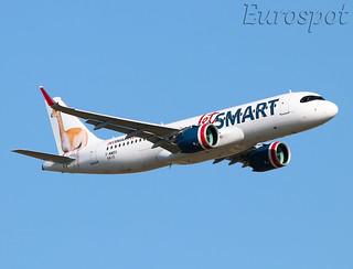 F-WWDX Airbus A320 Neo Jet Smart