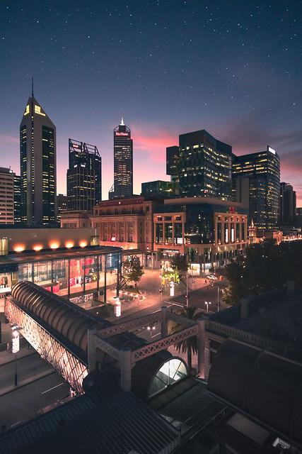 City Rooftops - Perth, Western Australia