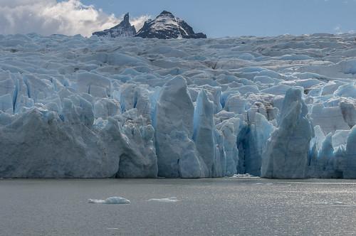 Glacier Grey sur Lago Grey