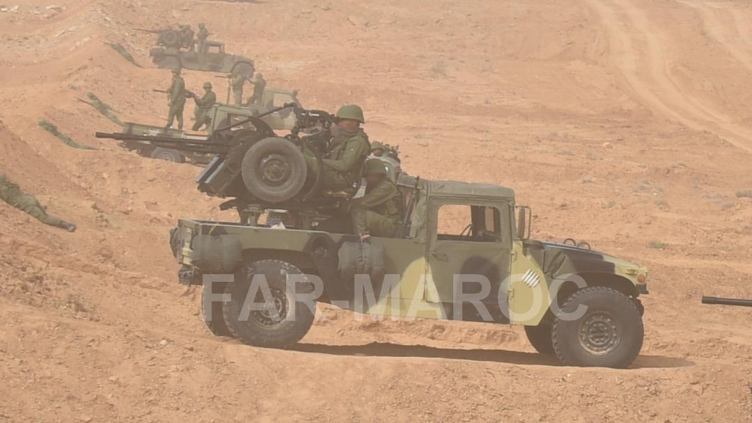 HMMWV et HMMWV Marine Armor Kit (MAK)  - Page 5 49173414983_6d7b5fe445_o