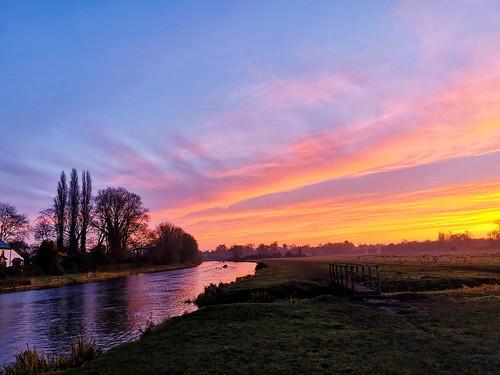 ngc cambridge sunrise sky