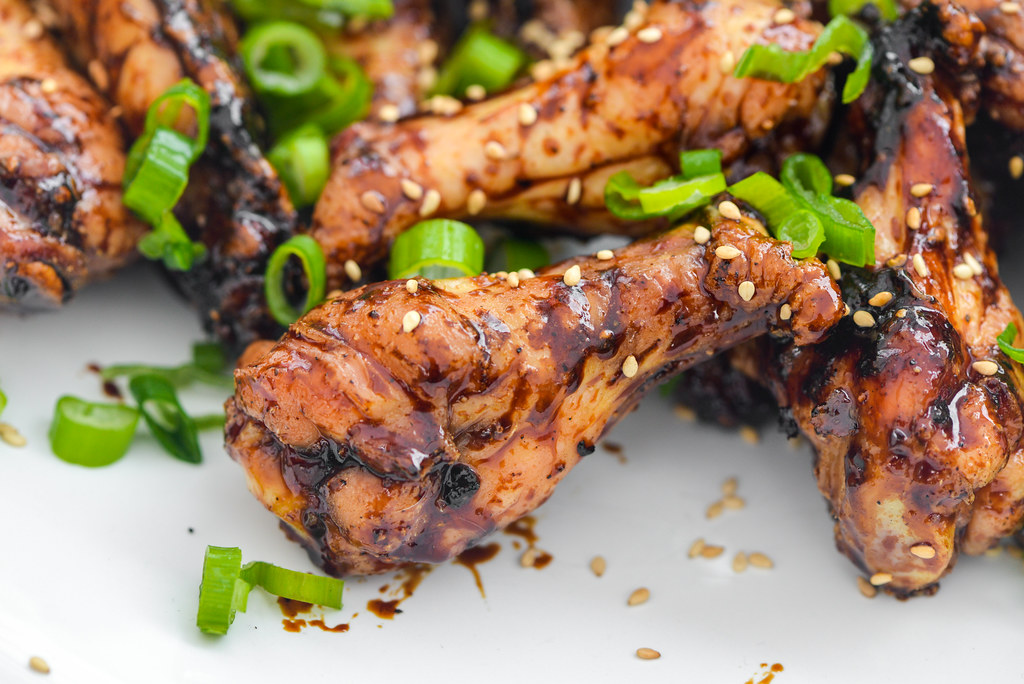 Yakitori Wings