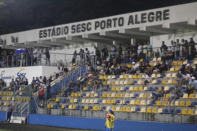 Grêmio 2 x 2 Nacional - Copa Internacional Ipiranga Sub-20