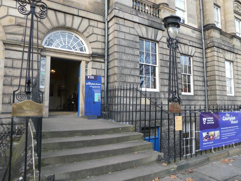 Georgian House, Charlotte Square, Edinburgh