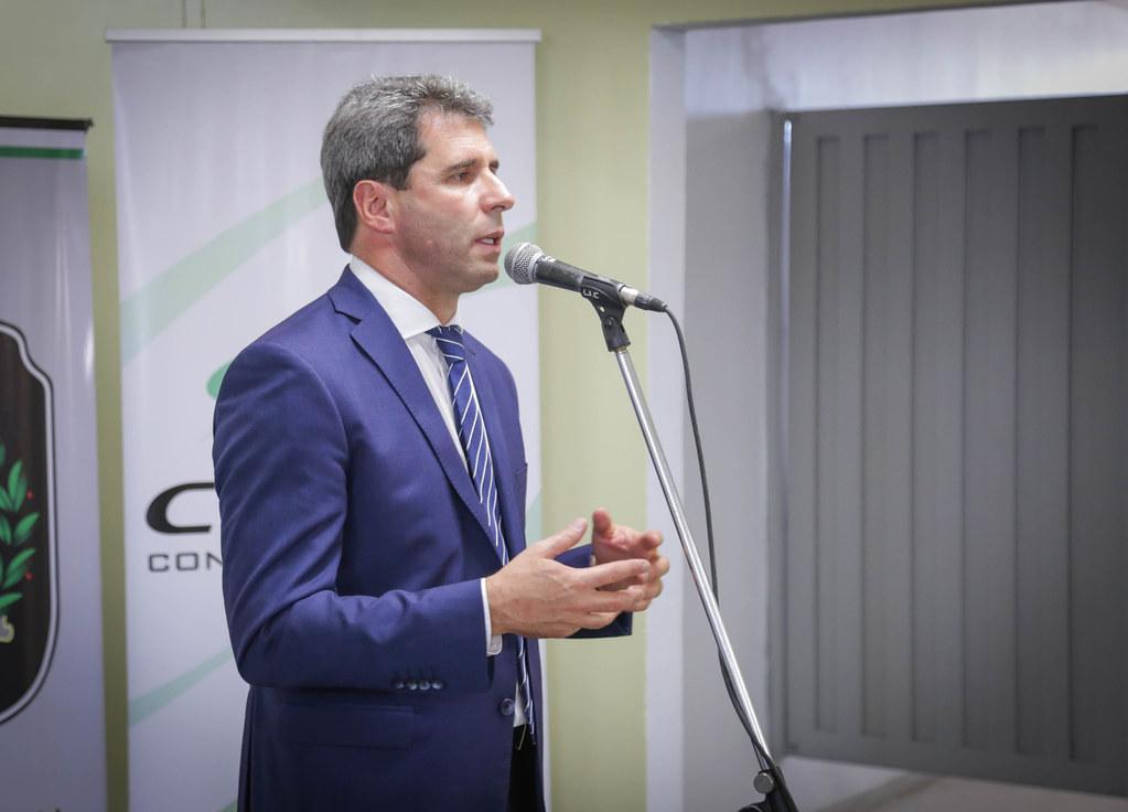 2019-12-05 PRENSA: Inauguración de la Etapa Final de Pabellones del Sector Nº 1 del Servicio Penitenciario Provincial