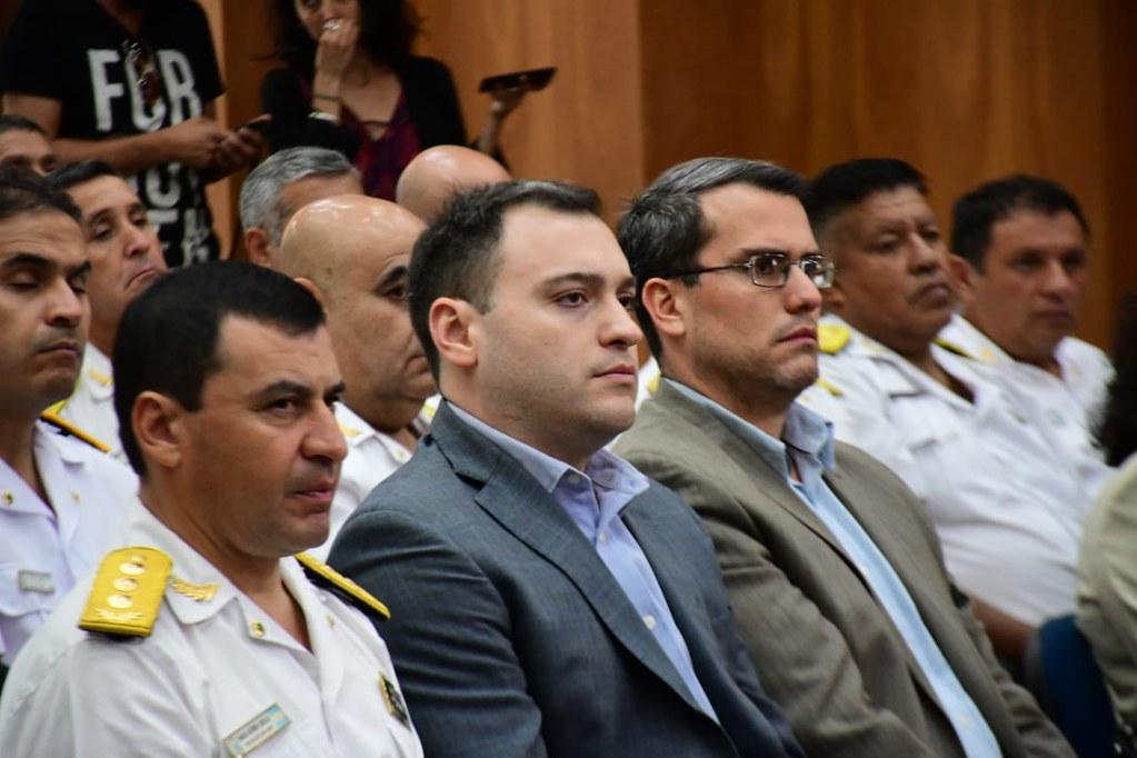 GOBIERNO: Presentación Libro 150 años Policía de San Juan