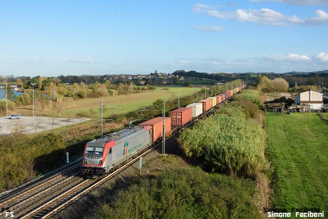 E494.015 Mercitalia Rail