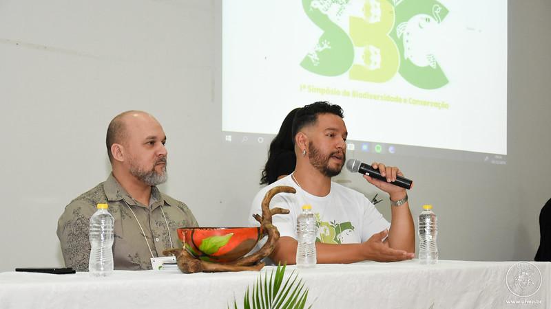 I Simpósio de Biodiversidade e Conservação (SBC)
