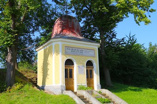 Niederschleinz. Jerusalemkapelle, 1902 - Historismus