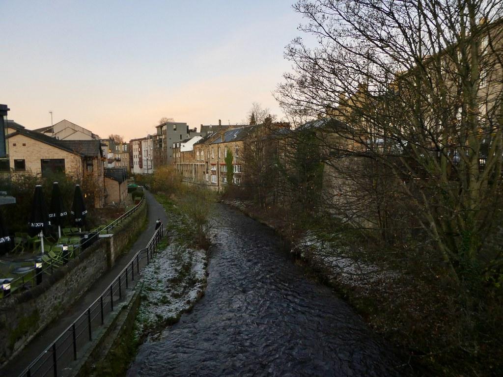 The Water of Leith, Stockbridge