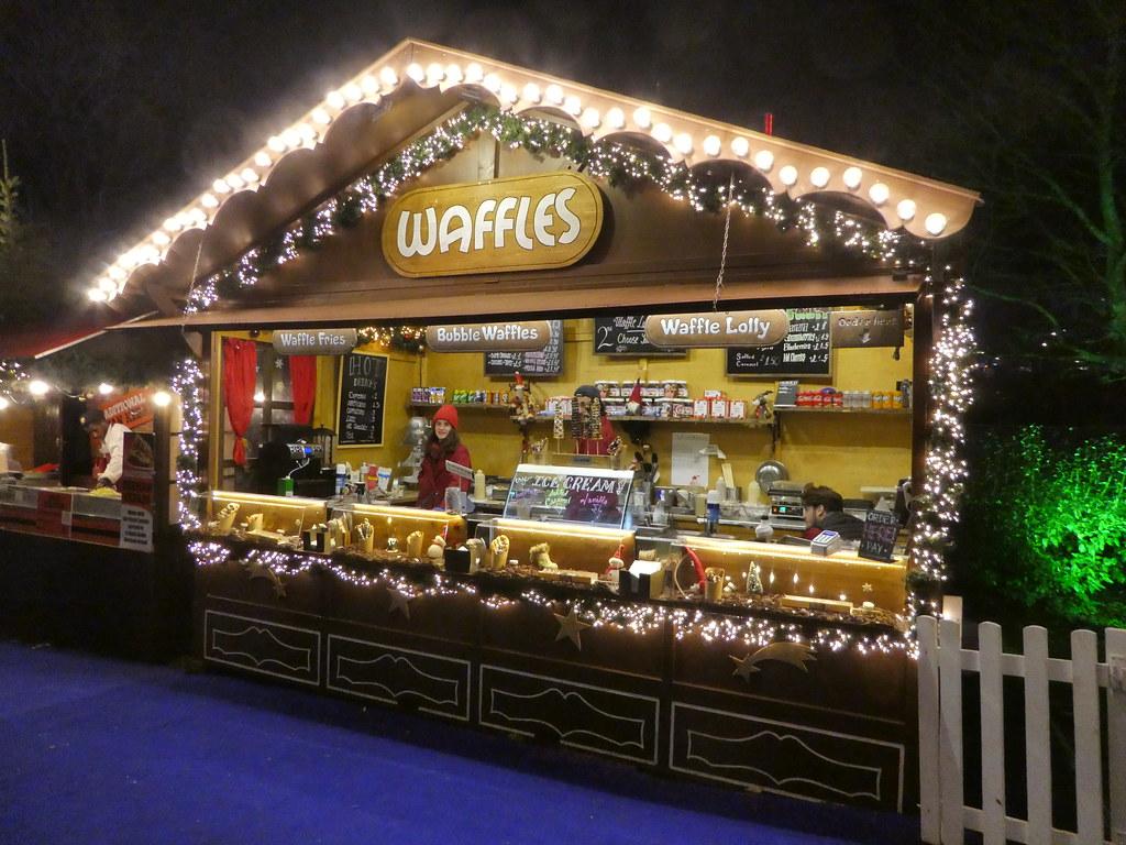 Edinburgh Christmas Market
