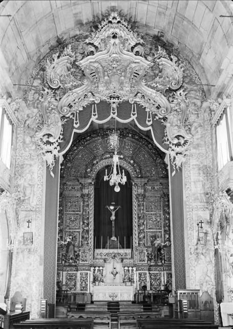 Igreja Paroquial de São Vítor. Braga, Portugal