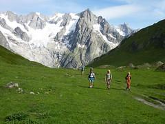 Mont Blanc Zuid Basiskamp