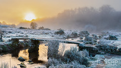 Frosty Postbridge