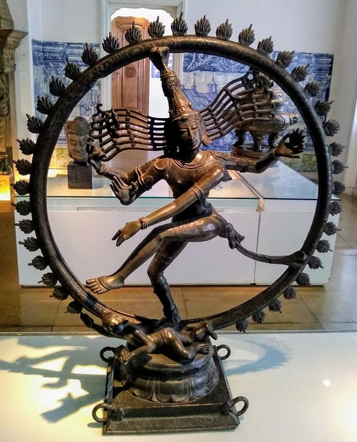 Escultura indiana