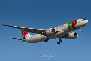 F-WWYZ // CS-TUS TAP - Air Portugal Airbus A330-941 MSN 1954