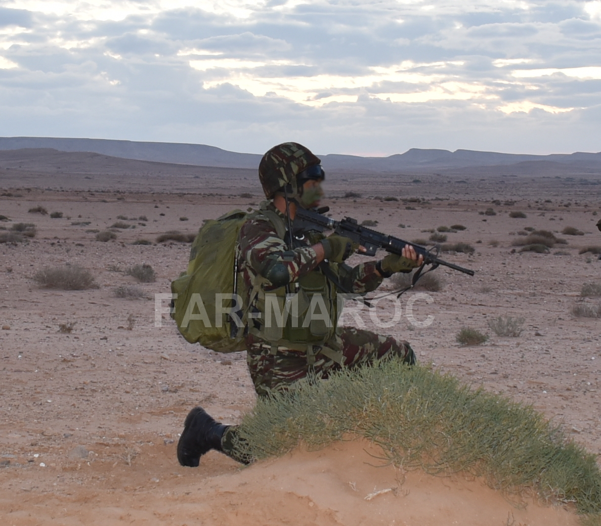 Parachutistes Militaires Marocains / Moroccan Paratroopers - Page 14 49173895486_0d7b8ba5d1_o