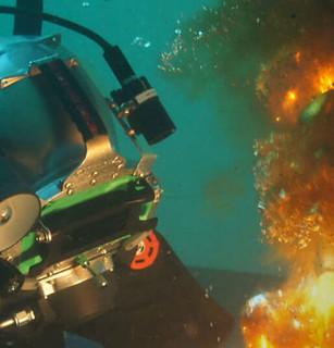 underwater burining jacksonville