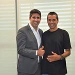 Reunião com Sr Rodrigo Bessa