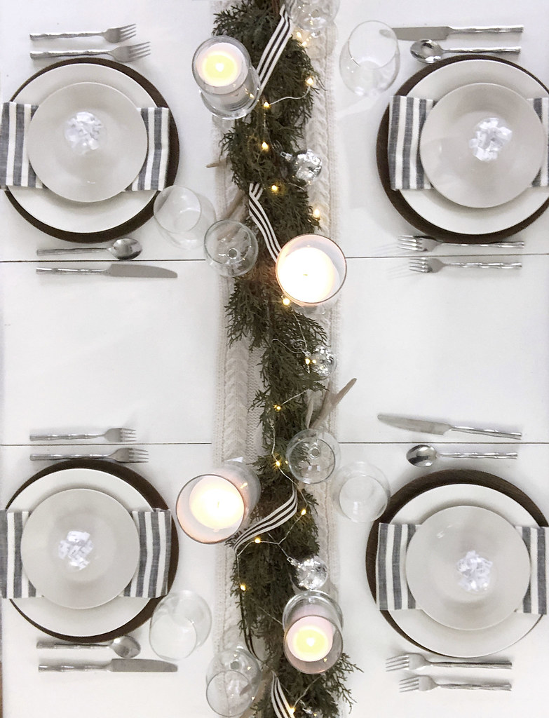 Table Setting for 4