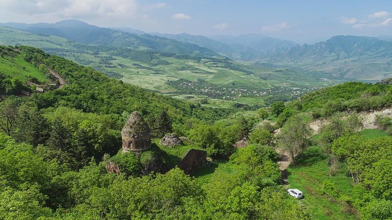Khoranashat Monastery, Tavush Region, ARMENIA