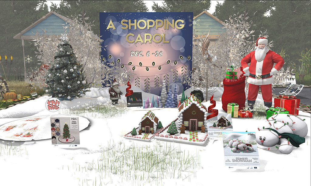 Shopping Carol