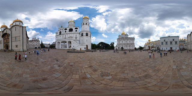 360° | Cathedral Square
