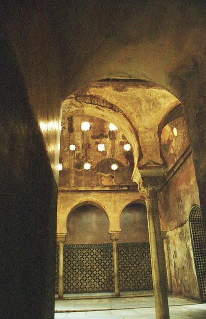 Arabian Bathhouse Granada Spain