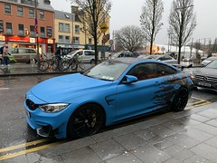 BMW - Eyre Square, Galway