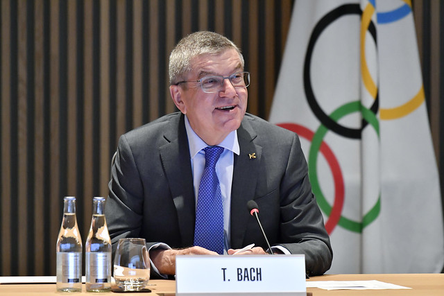 Lausanne | Switzerland - 05 December  2019, Executive board Meeting in Olympic House