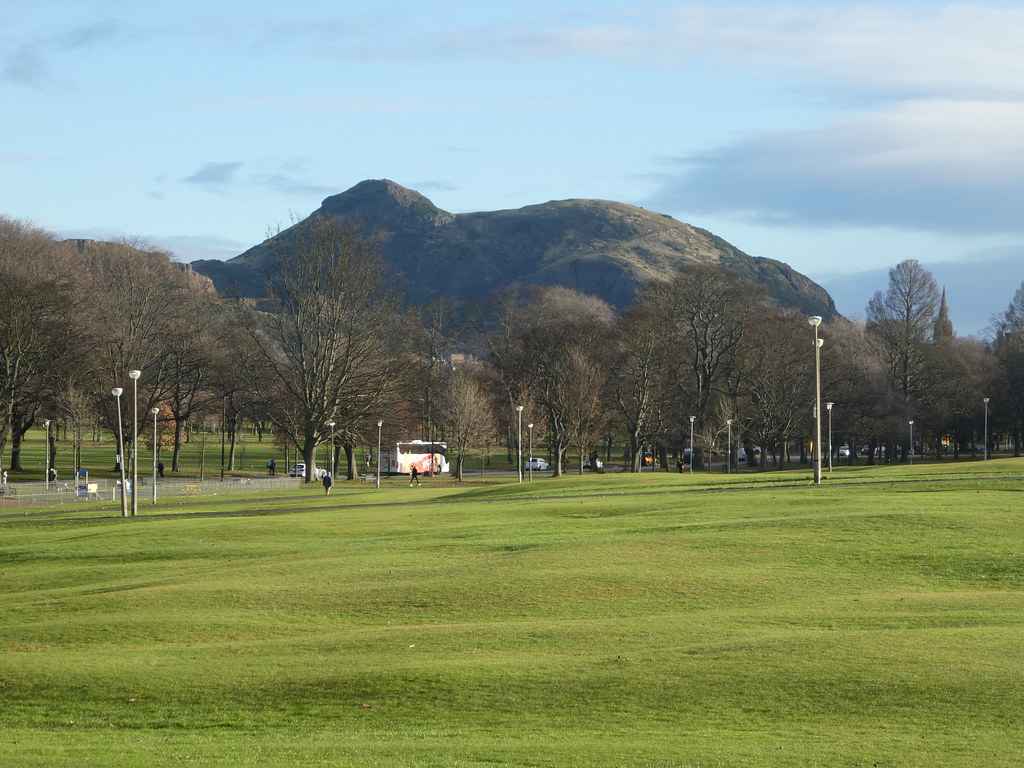 Bruntsfield Links, Edinburgh