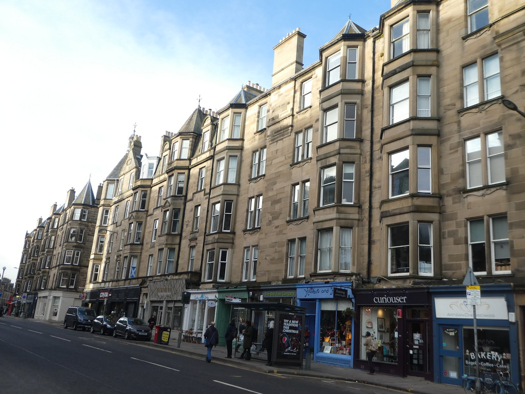 Bruntsfield Place, Edinburgh