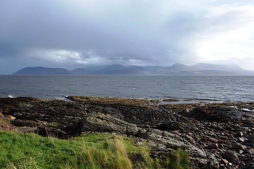 scotland skipness kintyre arran isleofarran landscape paisaje sony sonyrx100 sonydscrx100