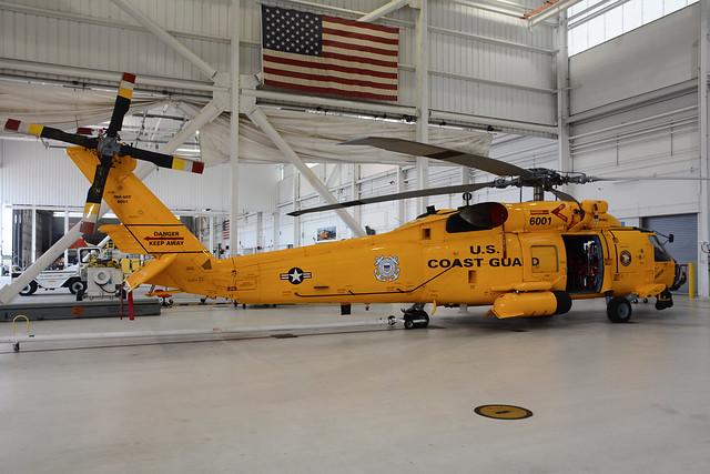 6001 Sikorsky MH60T Jayhawk KMOB 08-11-16