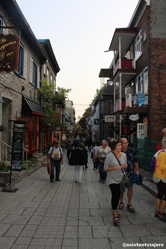 Vieux Quebec Rue du Petit-Champlain 4