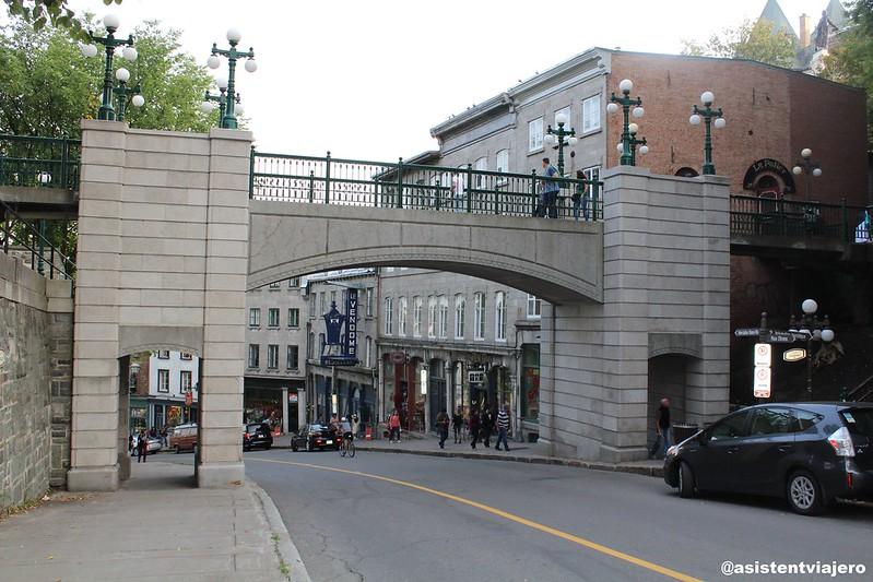 Vieux Quebec Porte Prescott