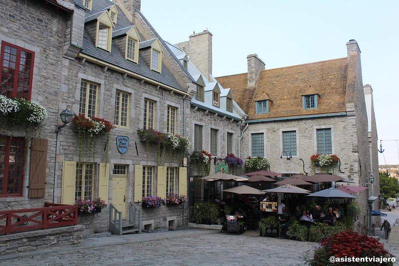 Vieux Quebec Place Royale 2