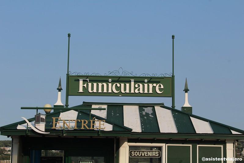Vieux Quebec Funiculaire du Vieux-Québec 2