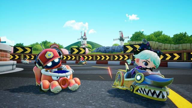 [KartRider_ Drift] Speed Mode - Brodi