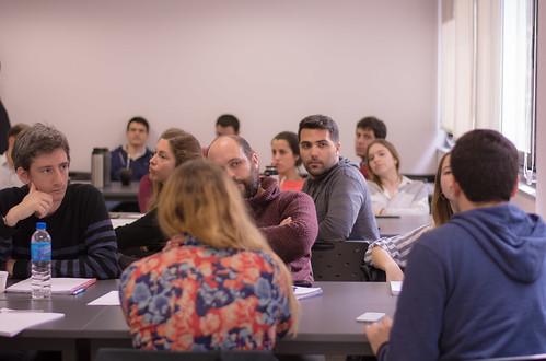 Taller: La perspectiva de los investigadores en formación sobre la agenda de investigación en economía