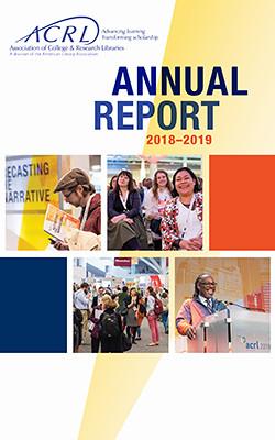 ACRL Annual Report 2018-2019.