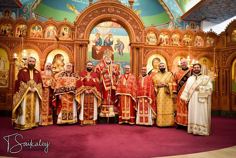 Retirement of Fr. Ghattas Hajal