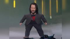Mini Keanu Reeves