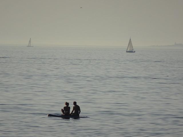 On a Quiet Sea